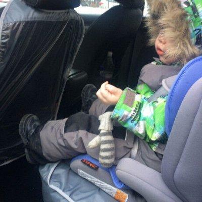✔Крошкин Дом. Для малышей + комбинез. Антигрязь.  — Авто-фартук (защита от детских ног) — Для новорожденных