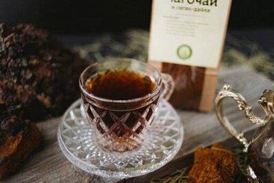 Все дело в ШИШКЕ! Кедровый орех, варенье,сладости, ШИШКОПАЙ! — Чаговый чай — Чай