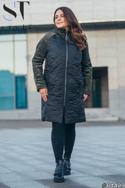 ST STYLE❄Осень-зима 2020. PLUS SIZE+++  — Верхняя одежда — Верхняя одежда