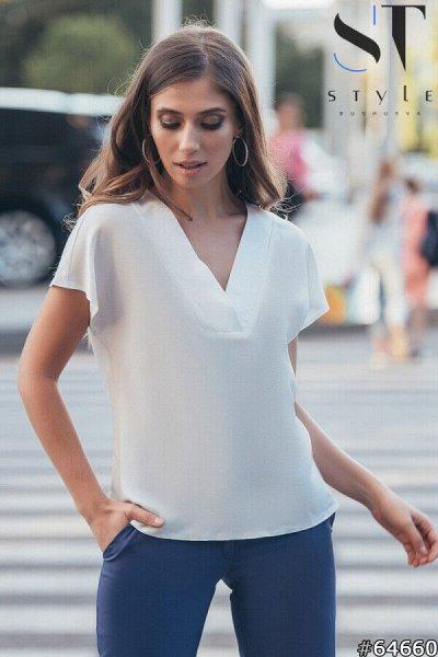 ST STYLE🌸 NORM SIZE Лето 2021 — Рубашки/блузы/боди