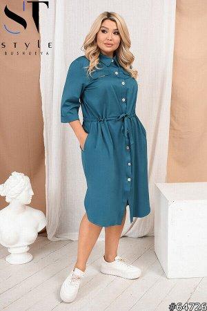 Платье-рубашка 64726