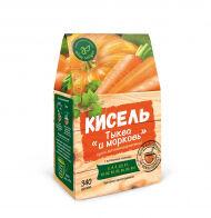 Кисель Тыква и морковь сухой витаминизированный 340 гр.