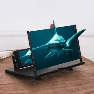 3D увеличитель для экрана телефона