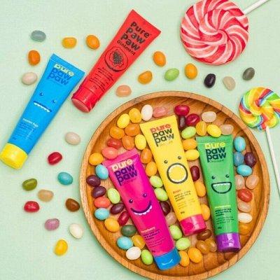 Зубные пасты BIOREPAIR, BLANX, OMG! , бальзамы EOS — Pure Paw Paw бальзамы для губ (Австралия) — Для губ