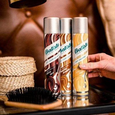Рекомендую! Сухие шампуни Batiste и Colab + уход   — BATISTE. СУХОЙ ШАМПУНЬ (ВЕЛИКОБРИТАНИЯ) — Для волос