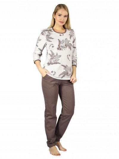 №175=✦Домтрик ✦ Уютная домашняя одежда от 42до76р — Женские пижамы — Сорочки и пижамы