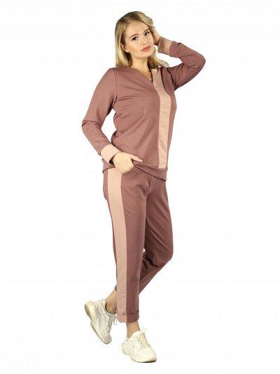 №175=✦Домтрик ✦ Уютная домашняя одежда от 42до76р — Женские костюмы для для прогулок и улицы — Спортивные костюмы