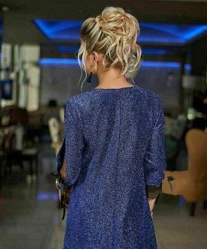 Платье Ткань: люрекс Длина платья 88-90 см Длина рукав 38-40 см
