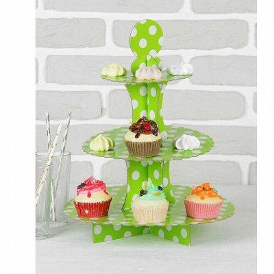 Красивая выпечка?🌹Легко!👍 Лучший чай и кофе👍 Новый год — Столы поворотные, подложки под торт, салфетки — Трафареты