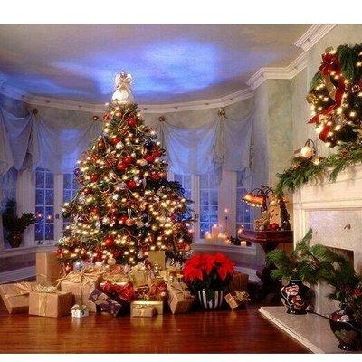 DоМiNо - Вся необходимая канцелярия для школы — Новогодние товары, ели — Украшения для интерьера
