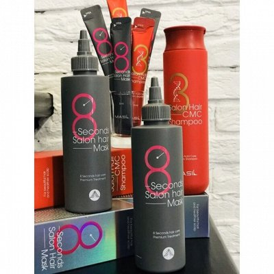 KOREA BEAUTY. Популярный CARBONIC от SoNatural. — Уходовые средства для волос — Защита и питание