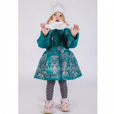 """Babybest - Комбинезончики, Костюмы, Куртки от 847р👼 — Модное пальто для девочек в стиле """"Винтаж"""" — Верхняя одежда"""