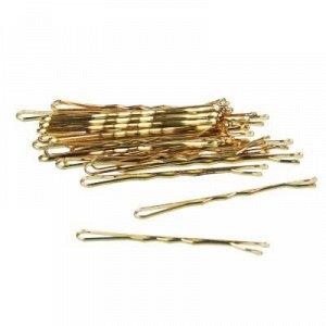 BERIOTTI Набор заколок-невидимок для волос 27шт, металл, 3 цвета