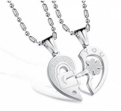Всё, что любят девушки! Сумки, ремни, бижутерия — Парные ожерелья — Цепочки и подвески