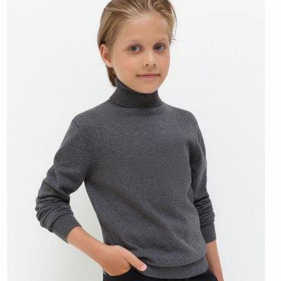 Детская одежда от производителя! Рост до 158см. Цены-сказка — Водолазки — Водолазки, лонгсливы