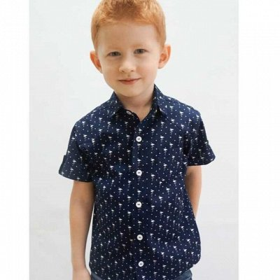Детская одежда от производителя! Рост до 158см. Цены-сказка — Рубашки — Рубашки