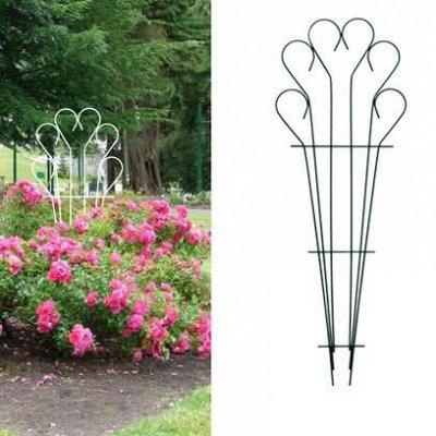Дорис: для дома, сада и огорода- 38 — Арки, шпалеры, заборчики — Декор и освещение