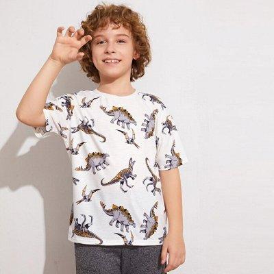 Детская одежда от производителя! Рост до 158см. Цены-сказка — Футболки, майки — Футболки