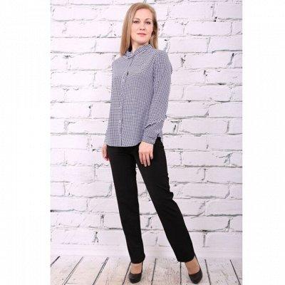 Шарканский трикотаж. До 66 размера — Блузки — Рубашки и блузы
