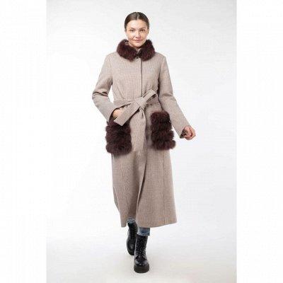 Войди в осень ярко! Ваше новое пальто! — НАТУРАЛЬНЫЙ МЕХ-красивые пальто — Пальто