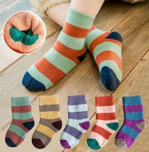Носки детские махровые/набор 5 шт
