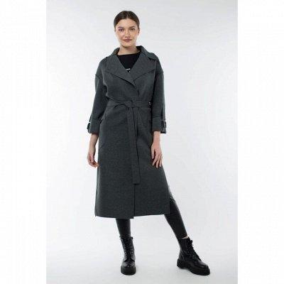 Войди в осень ярко! Ваше новое пальто! — ПАЛЬТО ЖЕНСКИЕ ДЕМИСЕЗОННЫЕ С ПОЯСОМ(1) — Пальто