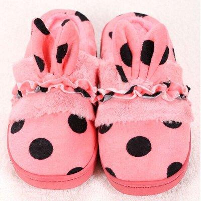 Трикотажница. Новинки женской одежды + распродажа до -70%  — Домашняя обувь — Тапочки