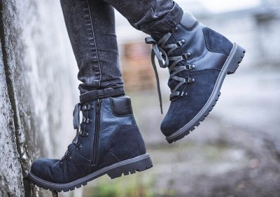 Обувь TREK - обувь для свободных духом — Женская обувь осень-зима — Осенние