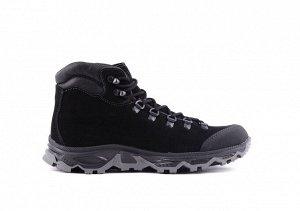 Ботинки TREK Fiord6 черный (шерст.мех)