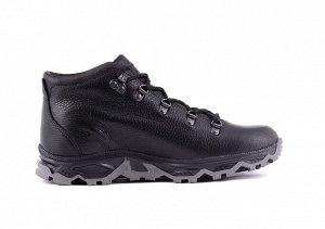 Ботинки TREK Andes1 черный (шерст.мех)