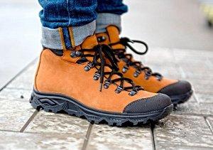 Ботинки TREK Fiord5 коричневый (капровелюр)
