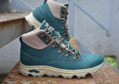 Обувь TREK - обувь для свободных духом — Женская обувь сезон Весна-Лето — Кожаные