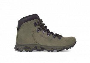 Ботинки TREK Hiking7 зеленый (капровелюр)