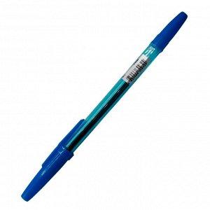 Ручка шариковая синяя (в асс, толщина линии 0.7 мм)