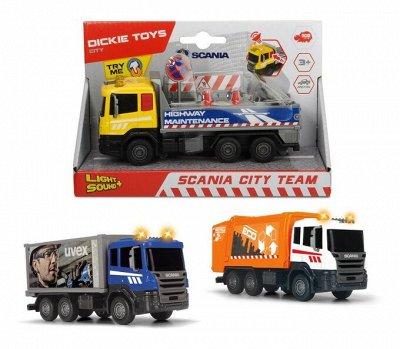 """Нескучные Игры и развивашки- Огромный выбор подарков!   — 34.51""""Dickie toys"""" — Машины, железные дороги"""