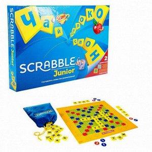 "Mattel. Наст. игра ""Scrabble"" Джуниор арт.Y9736 (скраббл)"