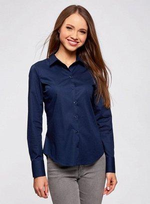 Рубашка базовая из хлопка