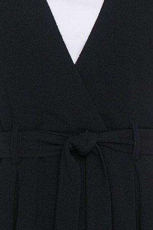 Сарафан Сарафан из костюмной ткани.  Состав: 75% вискоза,20% п/э,5% лайкра
