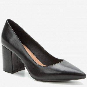 908015/06-01 черный иск.кожа женские туфли