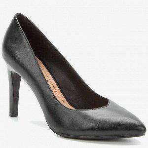 908097/03-01 черный иск.кожа женские туфли
