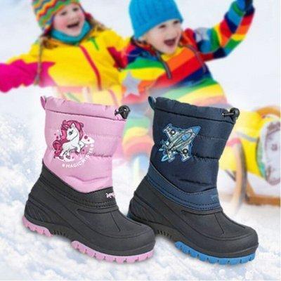 INDIGO KIDS-Мембранная обувь-Коллекция Осень-Зима 20/21 год! — Сноубутсы для мальчиков и девочек — Босоножки