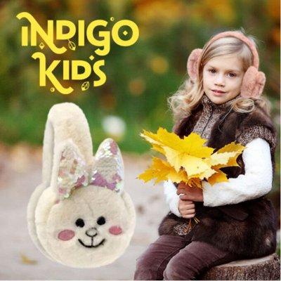 INDIGO KIDS-Мембранная обувь-Коллекция Осень-Зима 20/21 год! — Наушники - защитите ушки от холодов — Аксессуары