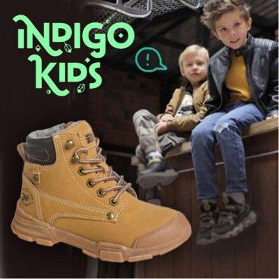 INDIGO KIDS-Мембранная обувь-Коллекция Осень-Зима 20/21 год! — Мальчики - Демисезон!!! — Ботинки
