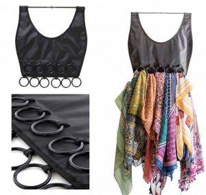 Органайзер для шарфов LITTLE BRESS HANGING SCARF ORGANIZER
