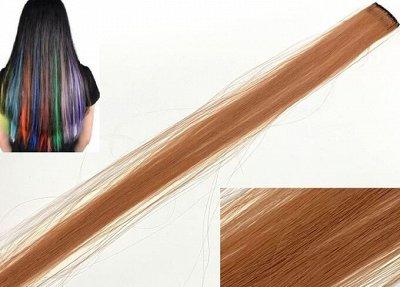 Golden Gala — аксессуары для волос, бижутерия, галантерея — Накладные пряди для волос Канекалоны — Резинки и банты