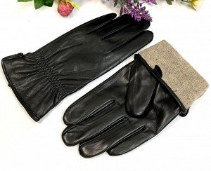 19654 Мужские перчатки. (Эко-кожа премиум класса). Арт 5. Размер 10