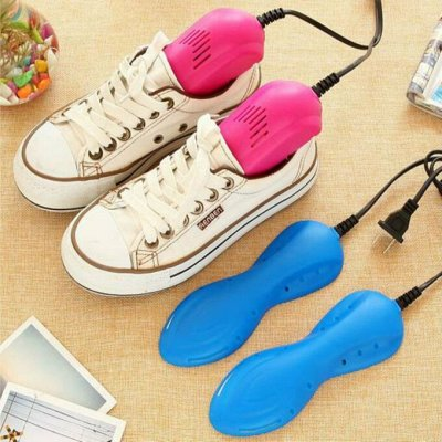 Мелочи жизни! Удобные крючки и нитки рукодельницам — сушилки для обуви! Раздвижные! — Сушилки для белья