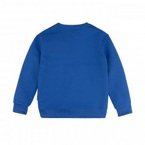 Свитшот ДМ Количество в упаковке: 1; Артикул: BN-203МПО20-461; Цвет: Синий; Ткань: Футер 2-х нитка; Состав: 100% Хлопок; Вес- от: 154 г.; Цвет: СинийСкачать таблицу размеров
