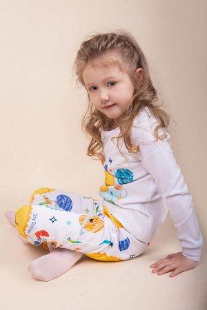 """Пижама детская для девочек """"Cosmos"""""""