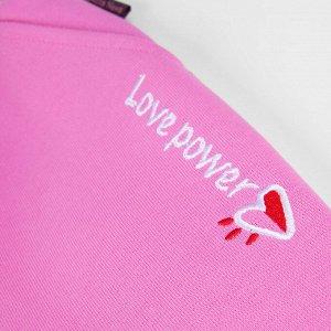Брюки ДД Количество в упаковке: 1; Артикул: BN-496О20-461; Цвет: Розовый; Ткань: Футер 3-х нитка; Состав: 100% Хлопок; Цвет: Розовый Скачать таблицу размеров